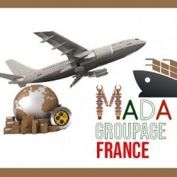 Fret Aérien Mada Groupage...